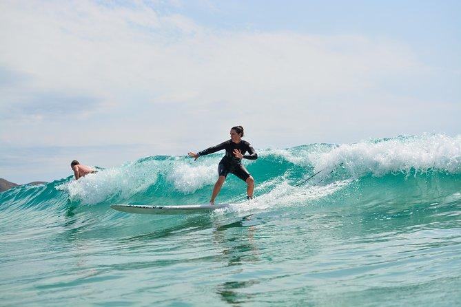 Private Surf lessons at Cerritos
