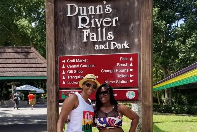 Private Dunns river waterfalls + Calypso river tubing tour from Ocho Rios
