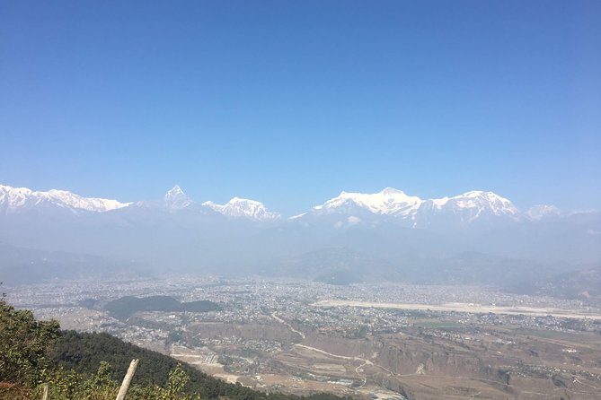 Unique Hill Station Mountain View Tour in Pokhara