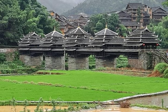 Sanjiang Chengyang Dong Private Full-Day Tour From Guilin
