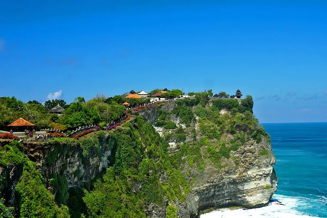 The Uluwatu Temple + Southern of Bali Highlight - Private Day Tour