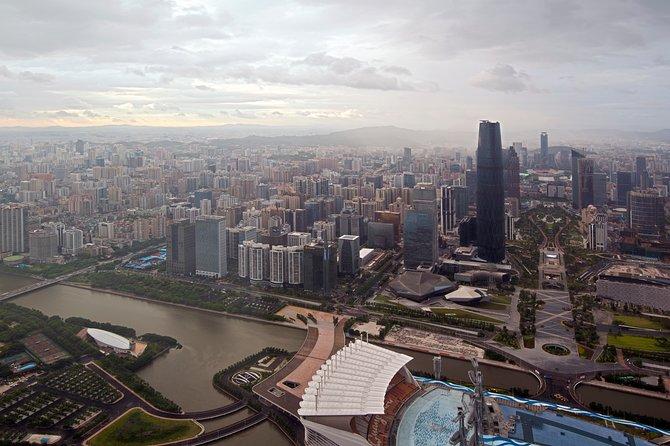 Guangzhou City Town / Airport => Zhuhai City Town
