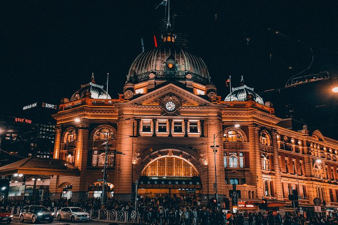 Questo Self-guided Haunted Melbourne Walking Tour