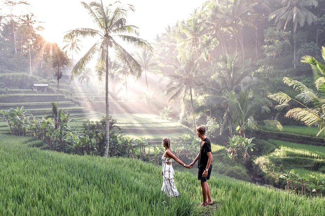The Wonderfull of Ubud with Beauty : Private Day Tour