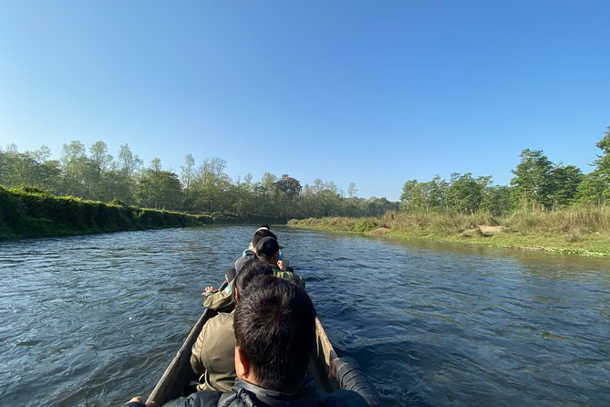 Canoeing and Nature walk in Chitwan National Park