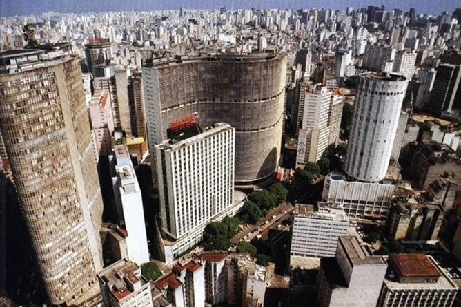 5h City Tour (pick up & delivery within SaoPaulo city)