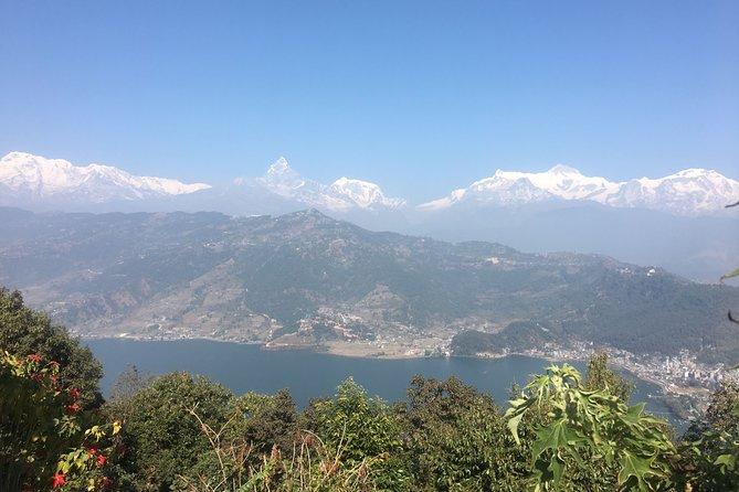 World Peace Stupa tour from Pokhara