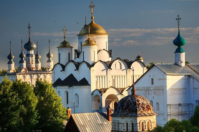Golden Ring Private Tour to Vladimir and Suzdal