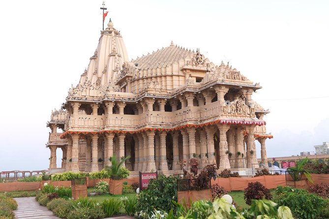 Private Full Day Tour From Rajkot To Somnath Temple By Car