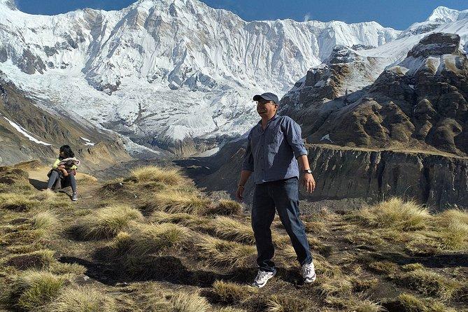 8 Days Annapurna Base Camp Trek from Pokhara