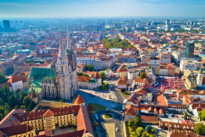 Private Zagreb Walking Tour