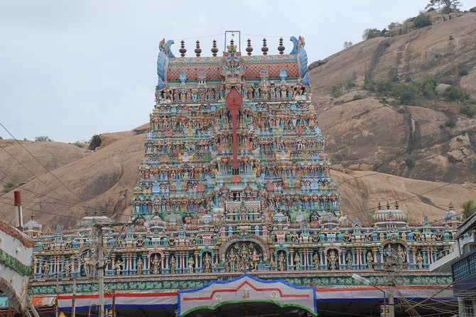 Private Day Tour from Trichy to Madurai with Hotel Pickup