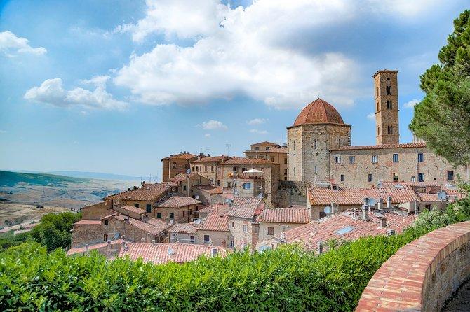 Easy San Gimignano and Volterra - From Siena