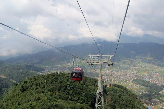 Half Day Chandragiri Cable Car Tour In Kathmandu Nepal