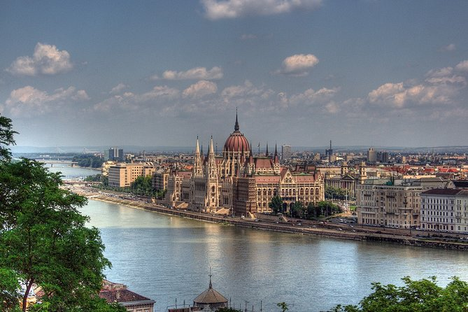 2-Day Private Guided Tour from Vienna through Slovakia to Budapest