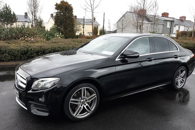 Ballygary House Hotel & Spa Tralee To Shannon Airport SNN Chauffeur Transfer