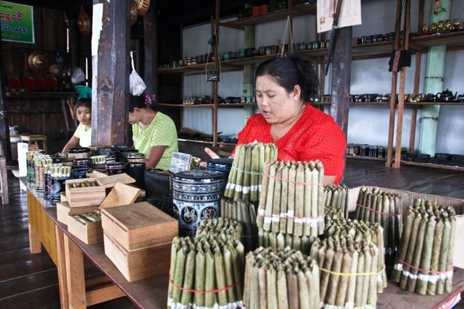 Private Day Excursion to Pokkoku from Mandalay