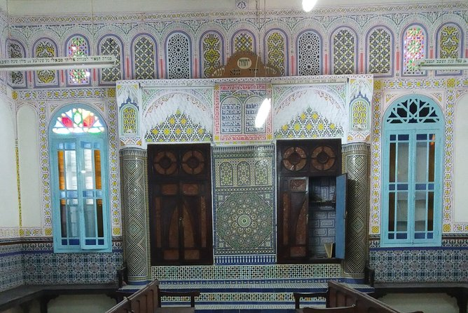 Half-Day Private Walking Tour to Jewish Heritage in Marrakech