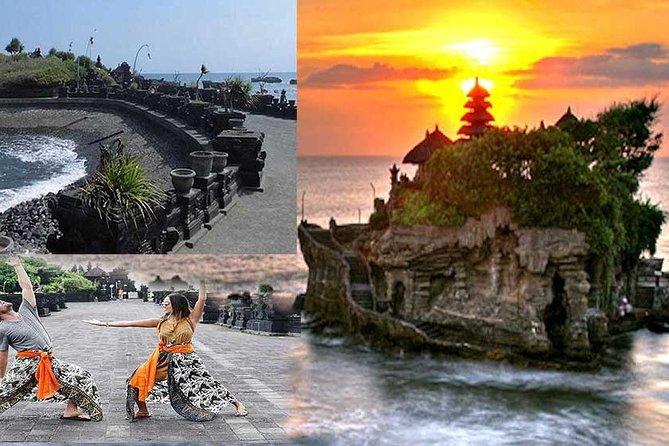 Best Half DayTour:TamanAyun Temple,Pura Tanah Lot &Pura Gede Luhur Batu Ngaus