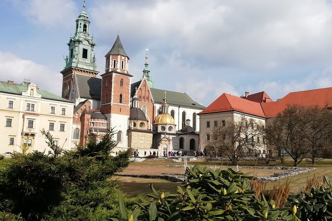 Private tour of the Old Town and the Wawel Castle Hill