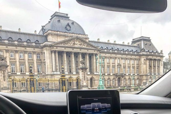 Best of Brussels Half-Day Tour with a licensed Guide and Private Driver