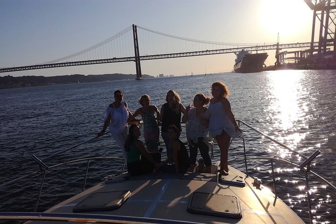 Boat tour in Lisbon - 4 Hours