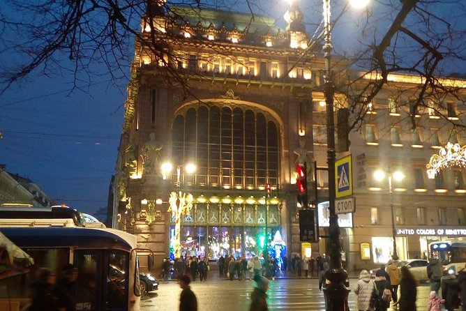 Amazing Saint-Petersburg is the cultural capital of Russia.