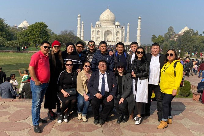 Amazing Agra full day tour from Delhi (All inclusive)