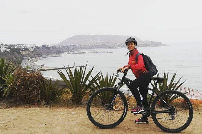 Bike Tour of Lima - Along the coast