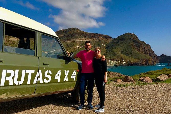 4x4 Routes At Cabo De Gata Natural Park