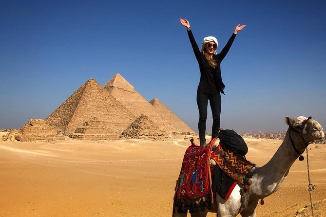 Camel or Horse Riding tour at the Pyramids area