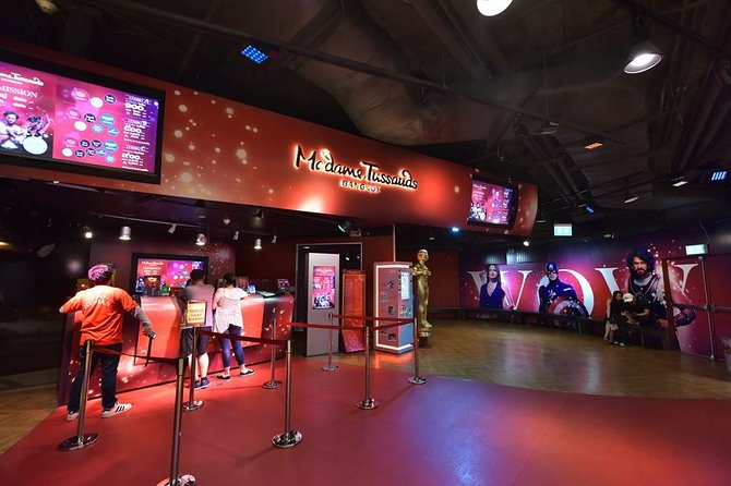 Skip the Line: Madame Tussauds Bangkok Pass