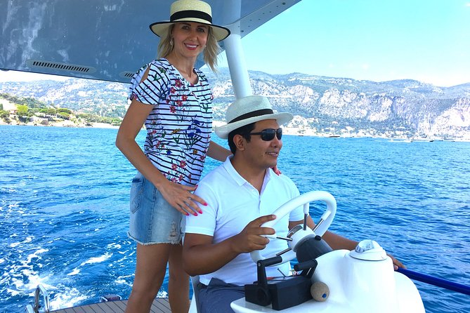Romantic Private Tour for 2+guide, on your own Solar Powered Boat