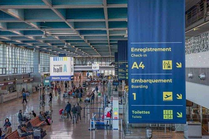 Marseille Provence Airport transfer ↔ Marseille