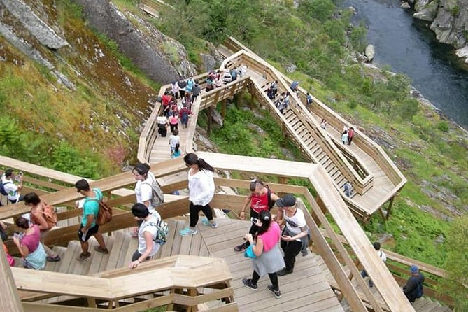 Tour Paiva Walkways - 1 Day from Lisbon