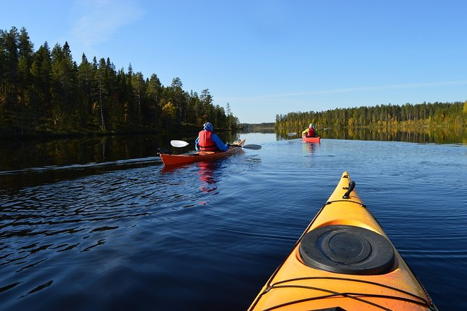 South Lapland Kayaking Day Trip