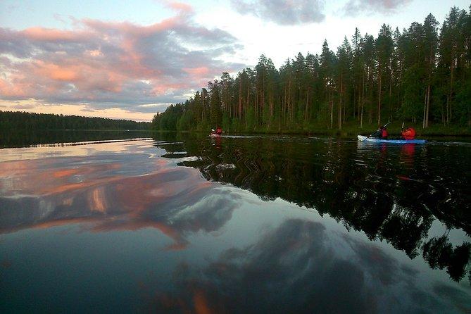 South Lapland Kayaking Day Trip