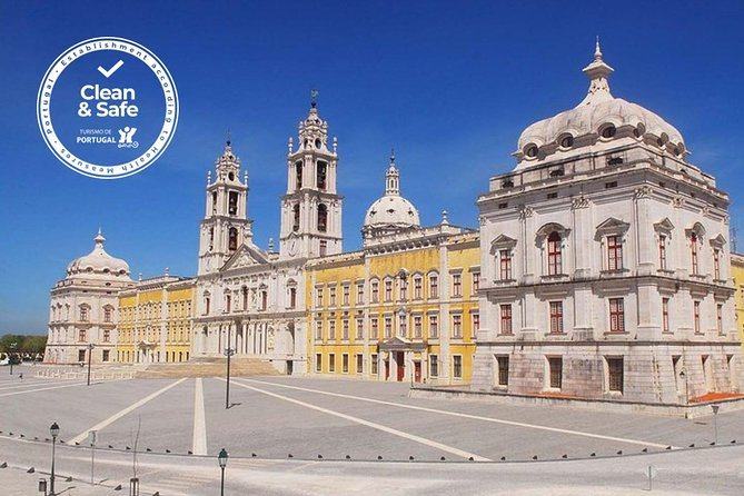 Mafra and its Palace - Óbidos - Nazaré Private tour from Lisbon