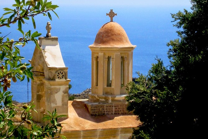 Christian Paths of Crete with Wine Tasting - at the Era of Apostle Paul