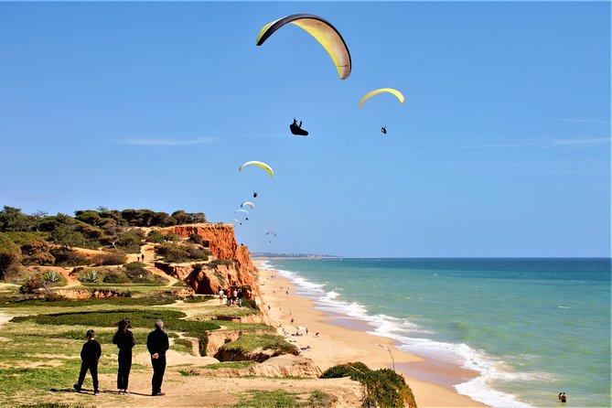 Paragliding Albufeira Experience
