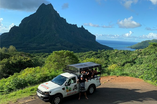 4x4 Moorea Safari Tours :