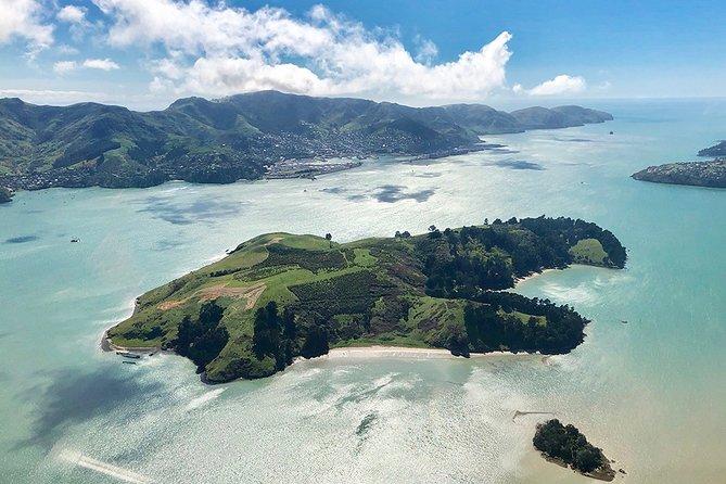 Christchurch City to Lyttelton