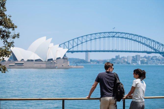 Excursão por Sydney com cruzeiro com almoço opcional pelo Porto de Sydney