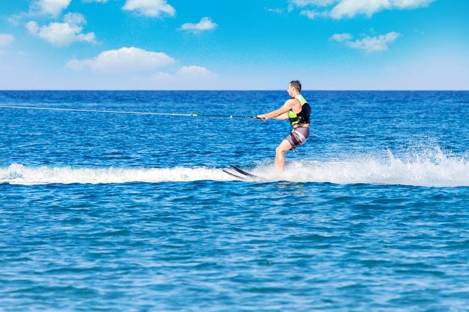 Maldives 15-Minute Rounds Wakeboard, Waterski and Monoski