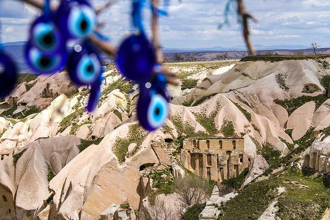 3 Days Cappadocia Private Trip from/to Istanbul - Accommodation at Cave Hotel