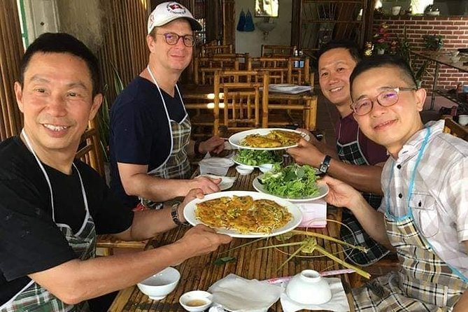 Eco - Cooking Class Hoi An Private Tour from Hoi An or Da Nang City