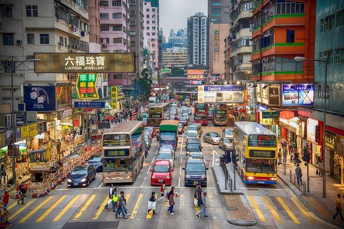2.5-Hour Hong Kong Must-Eat Street Foods Tour