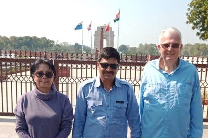 Private Delhi Day Tour - Highlights of Old & New Delhi