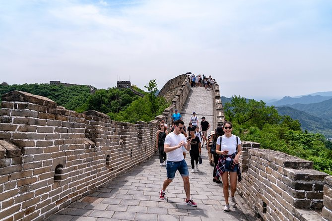 2-Day Beijing Private Tour with Great Wall of China from Wuxi by Bullet Train
