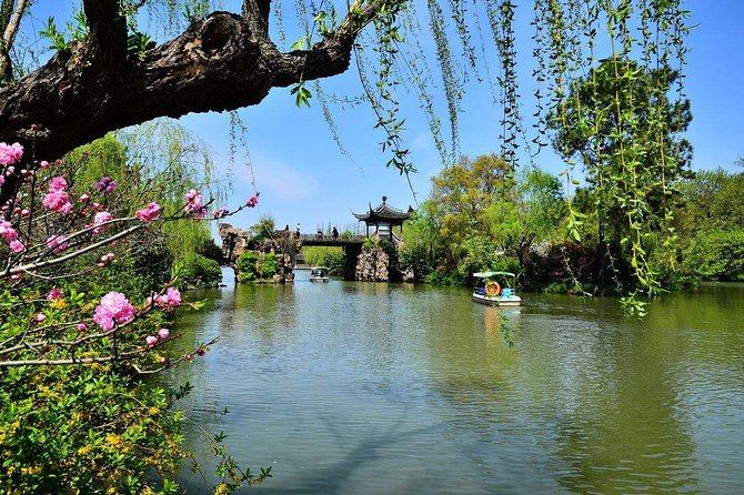 Flexible Private Yangzhou City Highlights Day Tour